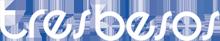 Tres Besos Restaurant Logo